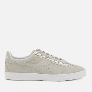 Diadora Women's B.Original Suede Trainers - Light Grey