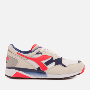 Diadora Men's N9002 Trainers - White
