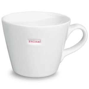 Keith Brymer Jones Relax! Bucket Mug
