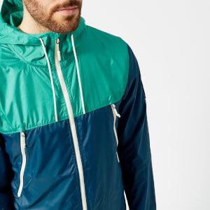 The North Face Men's 1990 Seasonal Mountain Jacket - Blue Wing Teal/Porcelain Green