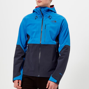 The North Face Men's Apex Flex GTX 2.0 Jacket - Turkish Sea/Urban Navy