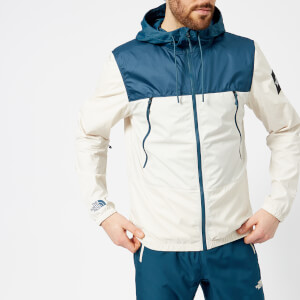 The North Face Men's 1990 Seasonal Mountain Jacket - Blue Wing Teal/Vintage White