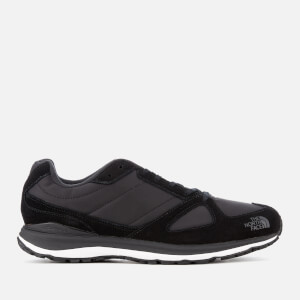 The North Face Men's Traverse TR Nylon Low Top Trainers - TNF Black/TNF White