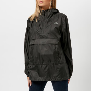 The North Face Women's Fanorak Jacket - TNF Black