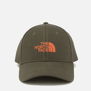 The North Face 66 Classic Hat - Weimaraner Brown/Weathered Orange