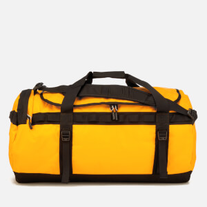 The North Face Basecamp Duffel Bag - Large - Summit Gold/TNF Black
