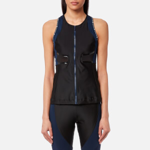adidas by Stella McCartney Women's Run Tank Top - Collegiate Navy/Black
