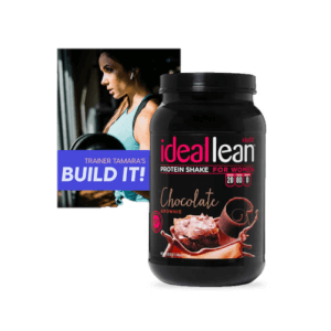 Protein & Build It! Booty eBook Combo