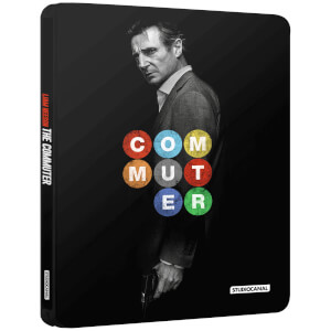 The Commuter - Zavvi UK Exclusive Limited Edition Steelbook