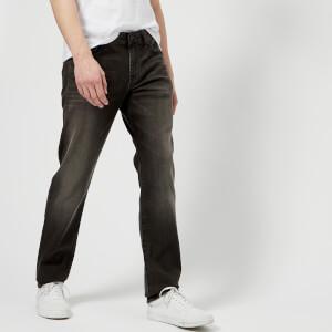 7 For All Mankind Men's Slimmy Airweft Denim Jeans - Halide Grey