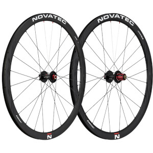 Novatec R3 Carbon Tubular Disc Wheelset
