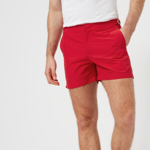 Orlebar Brown Men's Setter Swim Shorts - Rescue Red