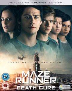Maze Runner: The Death Cure - 4K Ultra HD
