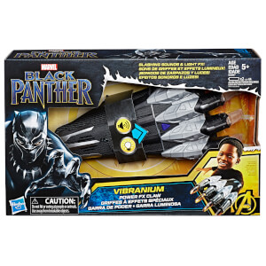 Hasbro Marvel Black Panther Vibranium Power FX Claw with Sounds