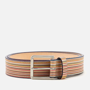 Paul Smith Accessories Men's Multistripe Belt - Multi