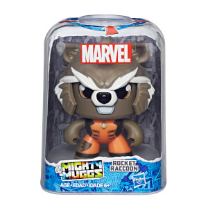 Figura Mighty Muggs Rocket Raccoon - Marvel