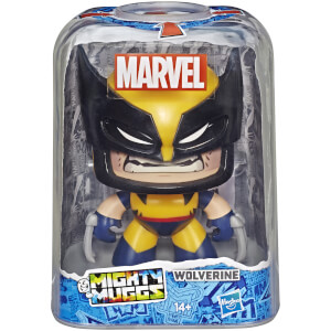 Figurine Mighty Muggs Marvel - Wolverine