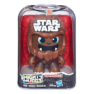 Figurine Mighty Muggs Star Wars Épisode 4 - Chewbacca