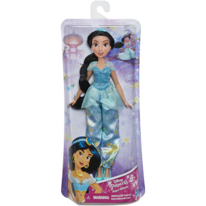 Disney Princess Jasmine Royal Shimmer Fashion Doll