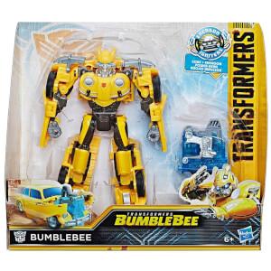 Transformers Energon Igniters Nitro Series Bumblebee Figure