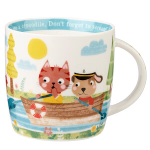 Little Rhymes Row Your Boat Spice Mug from I Want One Of Those