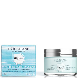 L'Occitane Aqua Réotier Ultra Thirst-Quenching Cream 1.7oz
