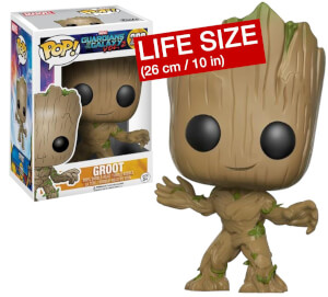 Marvel Guardians of the Galaxy Baby Groot 10-inch EXC Pop! Vinyl Figure