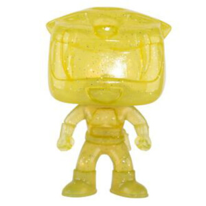 Power Rangers Morphing Yellow Ranger EXC Funko Pop! Vinyl