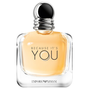 Emporio Armani Because It's You Eau de Parfum 100ml
