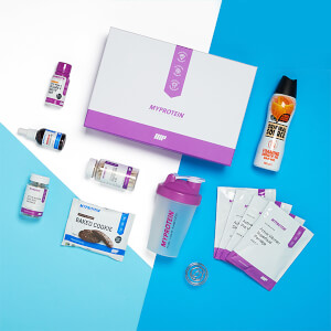 Limitierte Edition Active Women-Samplebox