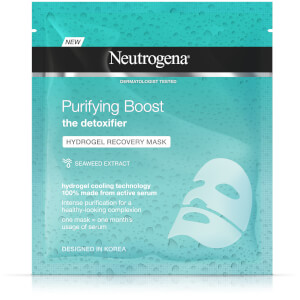 Neutrogena Purifying Boost Hydrogel Recovery Mask 30 ml