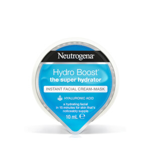 Neutrogena Hydro Boost Instant Facial Cream-Mask - maschera idratante 10 ml