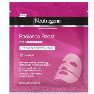 Neutrogena Radiance Boost Hydrogel Recovery Mask 30ml
