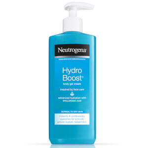 Neutrogena Hydro Boost® Body Gel Cream -geelivoide vartalolle, 250ml