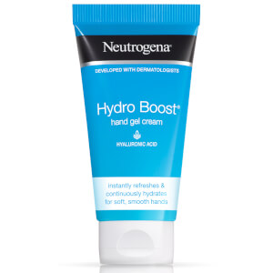 Neutrogena Hydro Boost Hand Gel Cream -geelivoide käsille, 75ml