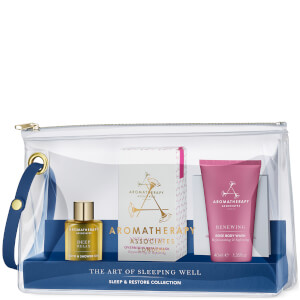 Aromatherapy Associates Sleep and Restore Collection (Worth $135.00)