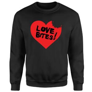 Love Bites Sweatshirt - Black
