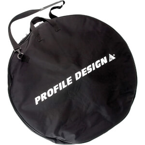 Profile Design Padded Double Wheelbag