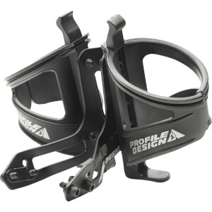 Profile Design Aqua Rear Mount - L System - Two Bottles