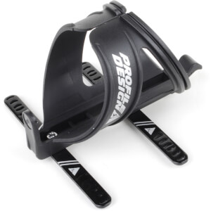 Profile Design HC Mount with KA1 Handlebar Bottle Mount with Cage - Black