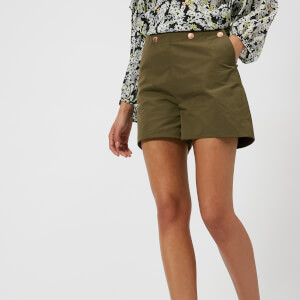 See By Chloé Women's Smart Shorts - Cocao Brown