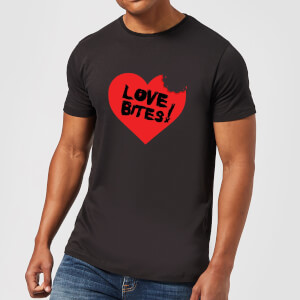 Love Bites T-Shirt - Black