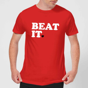 Beat It T-Shirt - Red