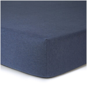 Calvin Klein Modern Cotton Fitted Sheet - Indigo
