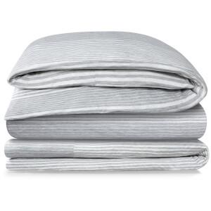 Calvin Klein Modern Cotton Duvet Cover - Rhythm Grey