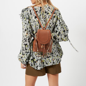 See By Chloé Women's Mini Olga Backpack - Caramello: Image 3