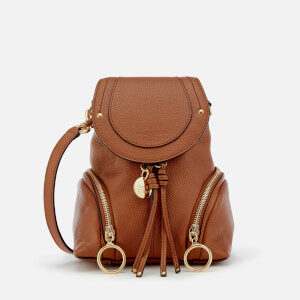 See By Chloé Women's Mini Olga Backpack - Caramello