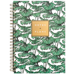 Alice Scott Note and Plans A4 Wiro Journal