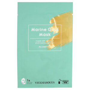 Vitamasques Marine Gold Dust Sheet Mask 23ml