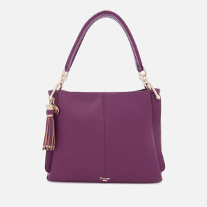 Dune Women's Dinidisobelle Small Slouch Bag - Berry